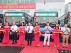 Các xe tuyến buýt số 50 được trang bị hệ thống giám sát, phát wifi miễn phí
