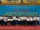 Hà Nội lọt top những tỉnh thành có nhiều học sinh đoạt giải viết thư quốc tế UPU