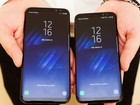 Xuất khẩu điện thoại tháng 4/2017 tăng đột biến nhờ Samsung Galaxy S8