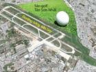Sân golf trong sân bay Tân Sơn Nhất: Tướng quân đội và Bộ trưởng lên tiếng