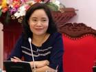 Bà Trịnh Thị Thủy được bổ nhiệm Thứ trưởng Bộ Văn hóa, Thể thao và Du lịch