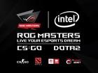 Công bố giải đấu Rog Masters 2017 vòng loại Việt Nam cho DOTA 2 và CS:GO