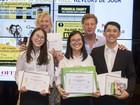 Sinh viên Việt Nam giành giải cao tại cuộc thi quốc tế ở Pháp