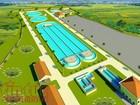 Đầu tư 9,5 triệu Euro xây dựng hệ thống xử lý nước thải khu đô thị mới