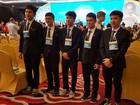 Việt Nam đoạt 4 Huy chương vàng Olympic Vật lí quốc tế