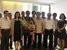 Bộ trưởng Trương Minh Tuấn thăm đồng chí Nguyễn Hồng Vinh