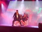 Phó TGĐ U60 của VPBank gây sốc khi nhảy hiện đại cực điêu luyện