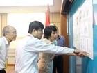 """Đề xuất 2 mẫu tem bưu chính """"Chào mừng Năm APEC Việt Nam 2017"""""""
