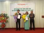 Nhà văn Đặng Vương Hưng được bổ nhiệm Phó tổng biên tập Tạp chí Môi trường và Đô thị VN