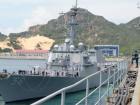 Chiến hạm Mỹ tiếp tục cập cảng Cam Ranh