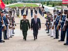 Báo Mỹ: Tàu sân bay sang thăm, quan hệ với Việt Nam ngày càng quan trọng