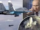 Nga ra đòn chớp giật tại Syria, Mỹ và đồng minh choáng váng