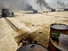 """""""IS xây đường ống dẫn dầu bí mật đến Thổ Nhĩ Kỳ"""""""