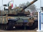 Clips uy mãnh xe tăng đắt giá nhất thế giới của Hàn Quốc