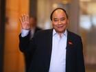 Ông Nguyễn Xuân Phúc được giới thiệu làm Thủ tướng
