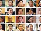 20 thành viên chủ chốt của Chính phủ thôi chức