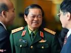 Hai thứ trưởng Bộ Quốc phòng thôi chức để làm nhiệm vụ mới