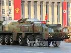 Tên lửa đạn đạo Triều Tiên rơi sau vài giây