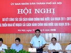 Hà Nội sẽ giảm gần nửa số ban quản lý ngay trong tháng 9/2016