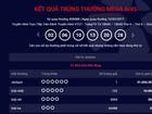 Xổ số Vietlott ngày 10/2, xuất hiện số trúng giải Jackpot trị giá 31,05 tỷ đồng
