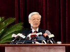 Tổng Bí thư Nguyễn Phú Trọng: Kỷ luật ông Đinh La Thăng là bài học sâu sắc