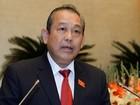 Phó Thủ tướng Trương Hòa Bình: Không dùng ngân sách xử lý các dự án thua lỗ