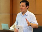 """Phó Thủ tướng Vương Đình Huệ """"bắt bệnh"""" đầu tư công"""