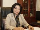 Kéo dài thời gian giữ chức Thứ trưởng Bộ Xây dựng với bà Phan Thị Mỹ Linh