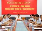 Phó Thủ tướng: Thanh tra phải bám sát lĩnh vực đất đai, vấn đề dư luận bức xúc