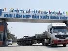 """Bộ Giao thông """"bật đèn xanh"""" xây cảng thép Hòa Phát Dung Quất"""