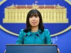 Việt Nam quan ngại Trung Quốc diễn tập quân sự ngoài cửa Vịnh Bắc Bộ
