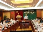 Thông cáo của Ủy ban Kiểm tra Trung ương về xử lý kỷ luật một số cán bộ cấp cao