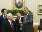 Chia sẻ của ông Anh Phạm, Phiên dịch cho Tổng thống Hoa Kỳ Barack Obama
