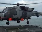 Quân đội Hàn Quốc nhận trực thăng săn ngầm AW159 Wildcat