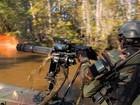 Hàn Quốc không hiểu Bắc Triều Tiên kiếm đâu ra súng máy nòng xoay Gatling