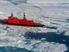 Nga tìm ra cách di chuyển các tảng băng trôi cả triệu tấn ở biển Bắc Cực