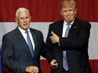 """Donald Trump giao """"phó tướng"""" Mike Pence phụ trách chuyển giao quyền lực"""