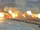 Quân đội Bắc Triều Tiên tập trận pháo binh quy mô lớn, mô phỏng tập kích Seoul