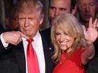 Ông Donald Trump chọn bà Kellyanne Conway làm cố vấn cấp cao ở Nhà Trắng