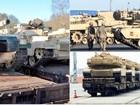 Báo Nga: Chính trị gia Đức bất bình vì việc điều động xe tăng Mỹ