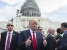 Thủ phủ Washington chuẩn bị cho lễ nhậm chức của Tổng thống Donald Trump - VIDEO