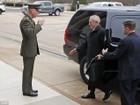 Tướng Mattis đến Lầu Năm Góc trên cương vị Bộ trưởng quốc phòng Mỹ - Ảnh