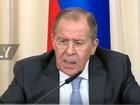 """VIDEO: Ông Lavrov tố người Dân Chủ Mỹ """"đặt mìn chính trị"""" phá quan hệ Nga - Mỹ"""