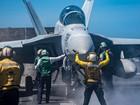 Tàu sân bay Mỹ giương oai Biển Đông, Trung Quốc chỉ có thể nuốt giận