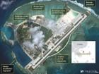 Trung Quốc lại xây dựng ở Biển Đông, Ngoại trưởng Mỹ tới châu Á
