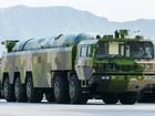 """Trung Quốc """"dạo"""" tàu sân bay, chĩa tên lửa đạn đạo sang Đài Loan"""