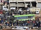 Chiến sự Aleppo: Quân đội Syria phát hiện nơi ẩn náu bí mật của phiến quân