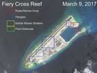 """Chuyên gia Mỹ: Đảo nhân tạo phi pháp bắt đầu """"gây áp lực liên tục"""" ở Biển Đông"""
