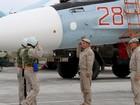 """Nga rút nửa cụm không quân tại Syria do """"các nhóm khủng bố đã giảm"""""""