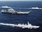 Trung Quốc có 2 tàu sân bay: Vẫn thua xa Mỹ